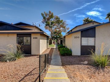 204 N Bruce Street #A, Las Vegas, NV, 89101,
