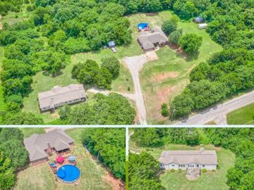 19980 N Peebly Road, Luther, OK, 73054,
