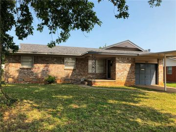 3833 N Rosewood Drive, Midwest City, OK, 73110,