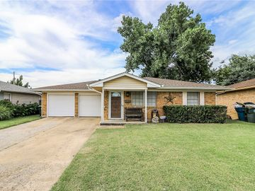 945 Brown Drive, Midwest City, OK, 73110,