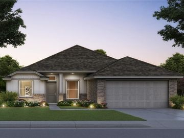 2402 Cattail Circle, Midwest City, OK, 73130,