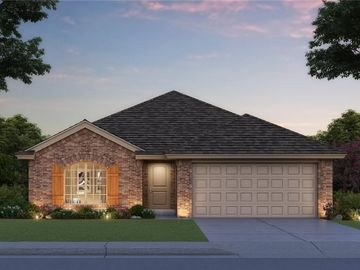 10492 Turtle Back Drive, Midwest City, OK, 73130,