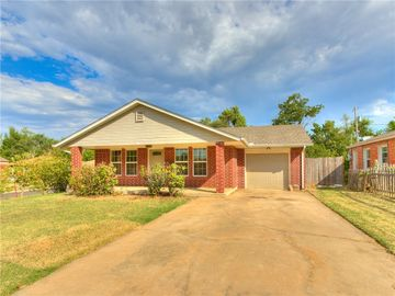 501 E Curtis Drive, Midwest City, OK, 73115,