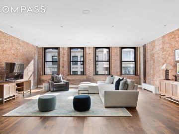 200 Mercer Street #4-E, New York City, NY, 10012,